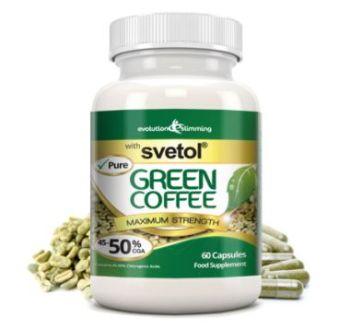 green slimming coffee