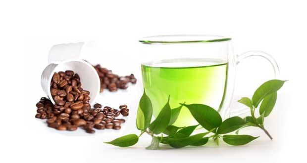 pillole brucia grassi hanno spesso ingredienti come la caffeina o il thè verde