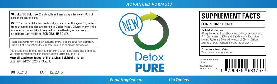 pulizia del intestino per dimagrire detox-pure