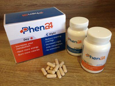 Ingredienti di Phen24 e sugli effetti benefici che esso può avere sulla perdita di peso