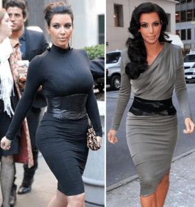 Kim Kardashian ha perso oltre 20 chili che aveva preso quando era incinta