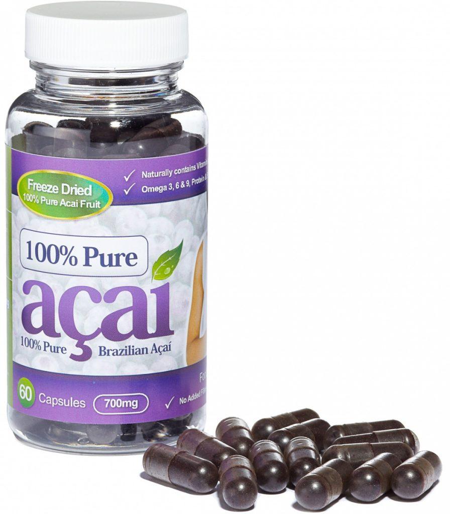 Pure Acai Berry da 700mg è davvero il prodotto che ti permetterà di perdere peso in modo naturale e veloce