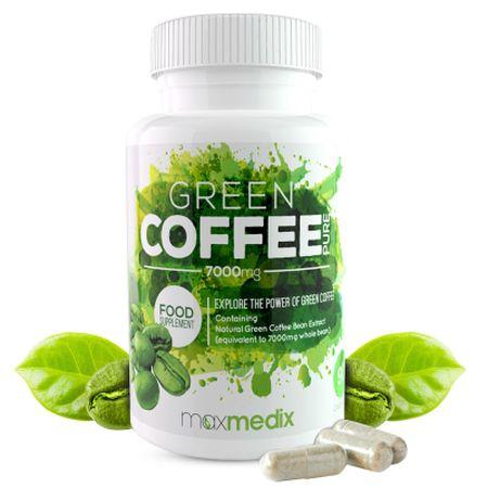 caffe verde acido clorogenico