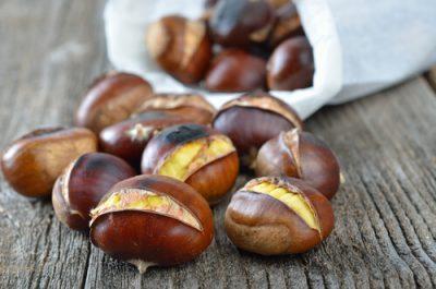 Il prodotto anticellulite Legtone è composto da ingredienti naturali Castagno d'India.