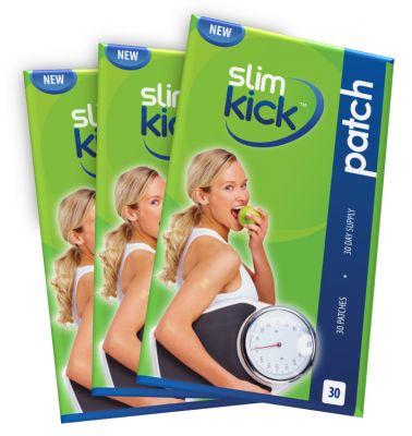I cerotti dimagranti SlimKick sono composti da ingredienti biologici e naturali al 100%