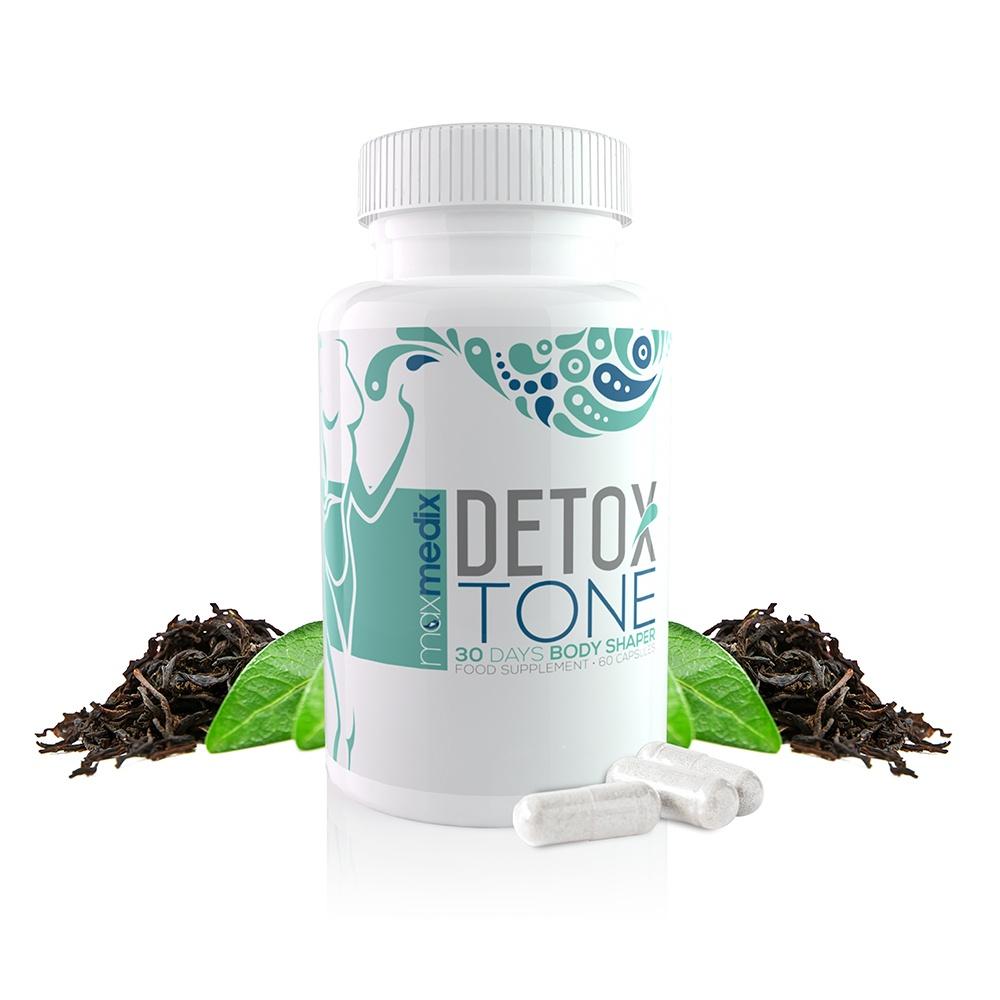 Dieta disintossicante -Trattamenti Disintossicanti naturali-Detox Tone