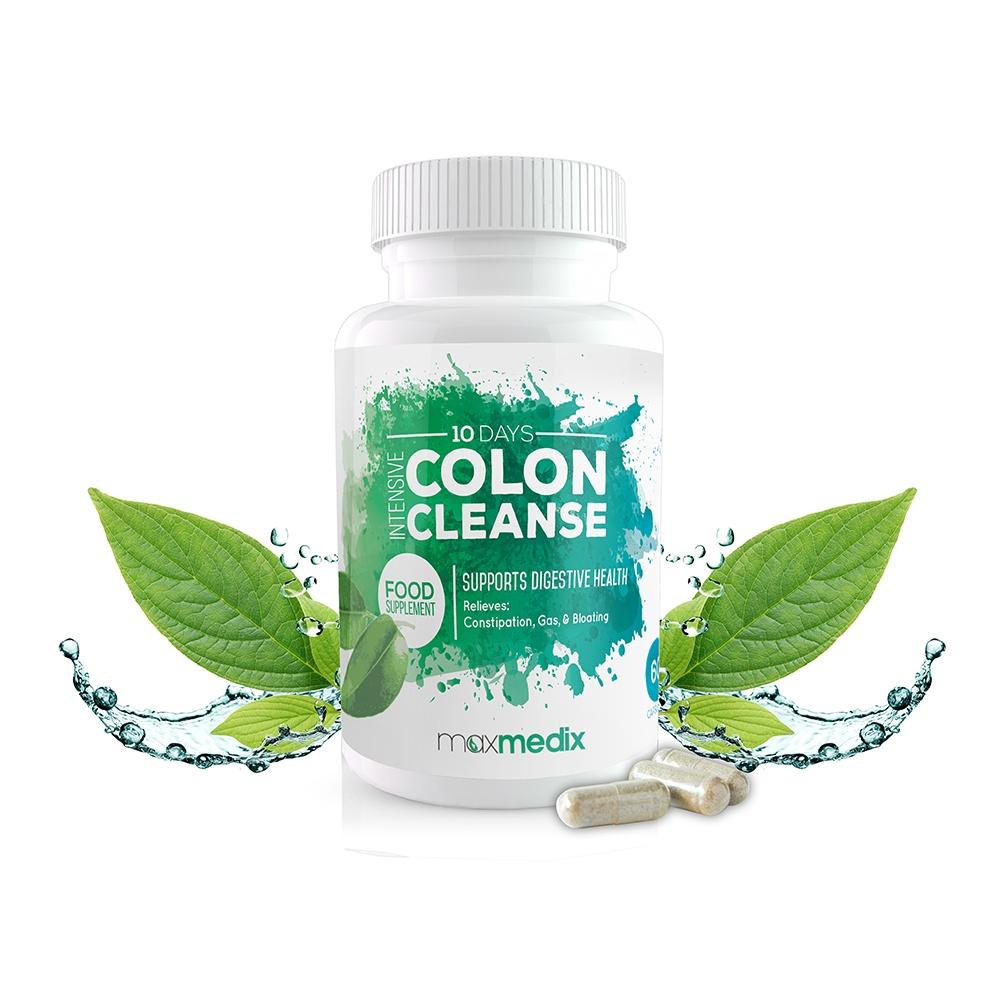Dieta disintossicante – Prodotto per la pulizia del colon Colon Cleanse