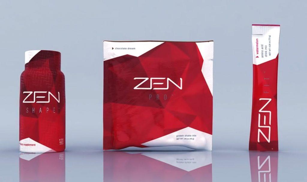 Jeunesse Italia Zen Shape, Zen Fit, Zen Pro, Zen Bodi