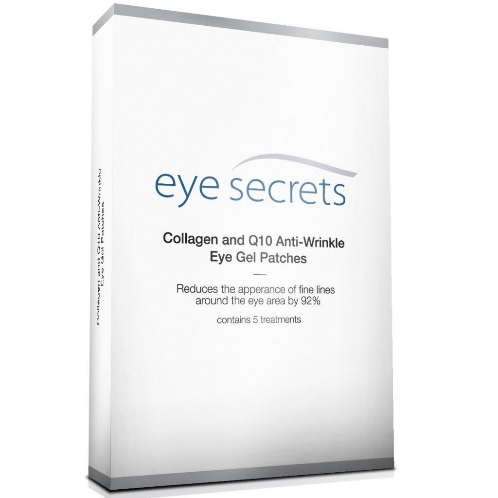 Top 3 Migliori Integratori di Collagene Eye Secrets Collagen and Q10