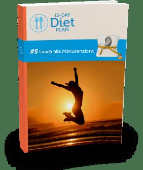 dieta 15 giorni-guida per la manutenzione