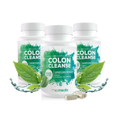 Pastiglie per Pulire l'Intestino-Intensive Colon Cleanse