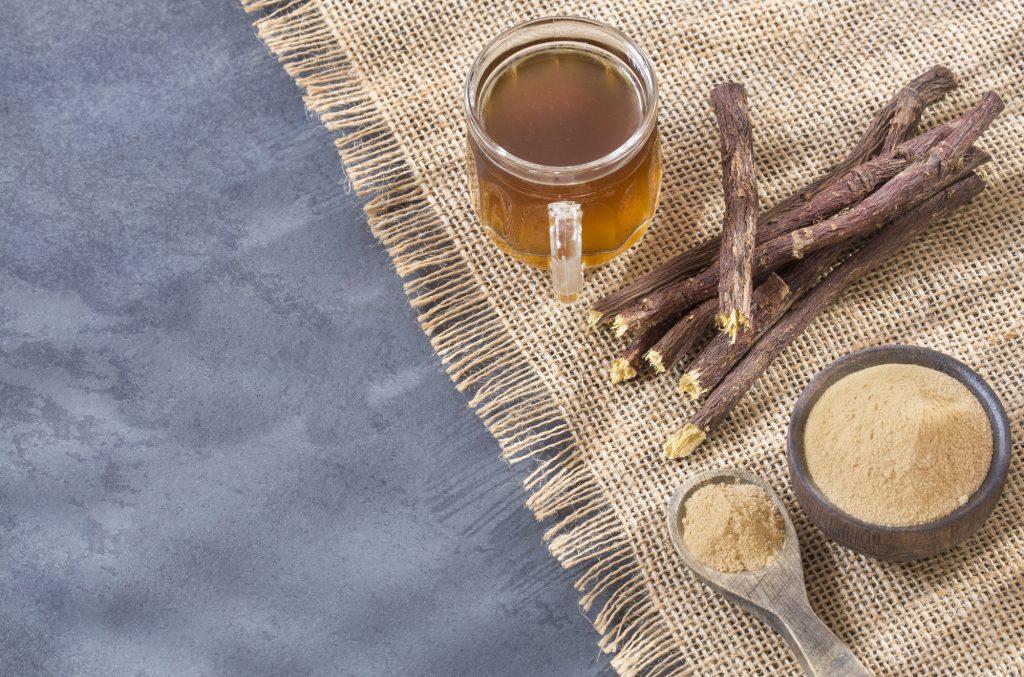 45 Anoressizzanti Naturali | Tè alla liquirizia