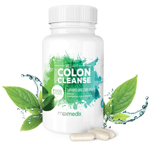 Disinfettanti intestinali naturali | Intensive Colon Cleanse