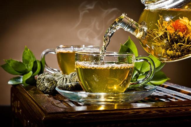 Come Dimagrire Velocemente | Tè verde